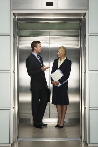 Elevator Pitch Graphic