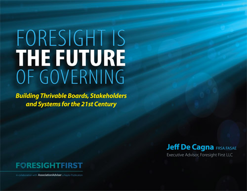 Foresight is the Future of Governing eBook