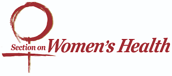 Section on Women's Health logo
