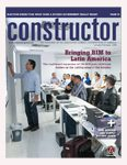 Constructor Magazine cover Jan Feb 2019