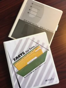 Naylor sales manuals introduced in the early 2000s.