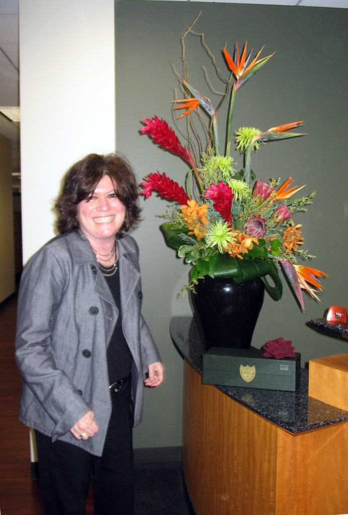 Wendy and staff moved into a new office - the third location for WJ Weiser and Associates - in 2007.