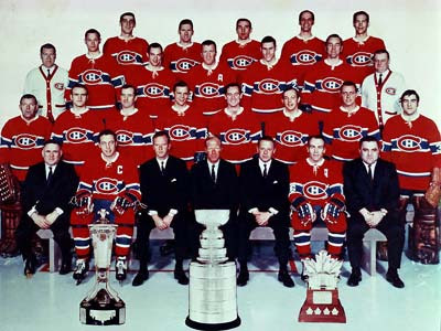 TheMontreal Canadiensdefeat theSt. Louis Bluesfour games to none to win theStanley Cup on May 4.