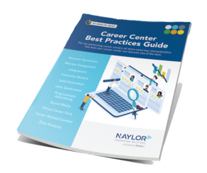Career Center Best Practices Guide eBook cover