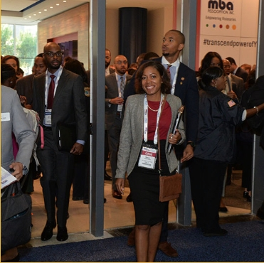 NBMBAA Annual Conference attendees