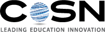 Consortium of School Networking logo