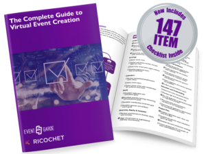 Complete Guide to Virtual Event Creation cover