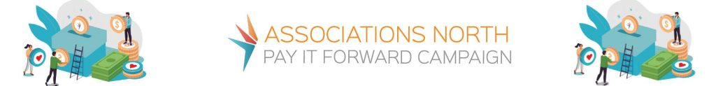 Associations North Pay It Forward campaign