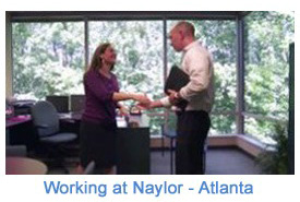 Working at Naylor Atlanta