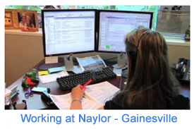 Working at Naylor Gainesville