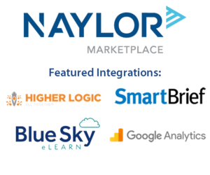 The Naylor Marketplace features third party integrations and app add-ons that make data management easier