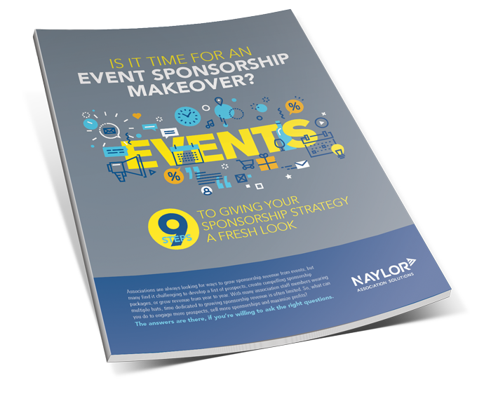 9 Steps to giving your event sponsorship strategy a fresh look