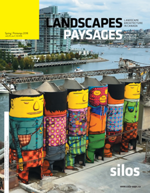 Landscapes/Paysages from the Canadian Society of Landscape Architects