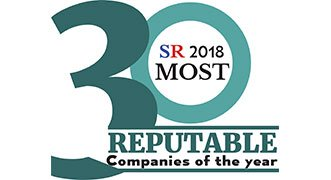 The Silicon Review 30 Reputable Companies logo
