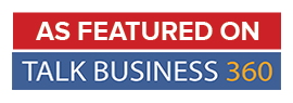 As Featured on Talk Business 360