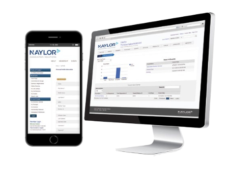 Naylor's on-site, hands-on AMS implementation and training saves you time, money and resources.