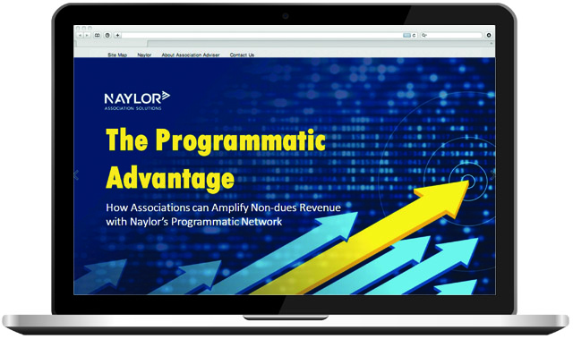 The Programmatic Advantage Webinar on Laptop