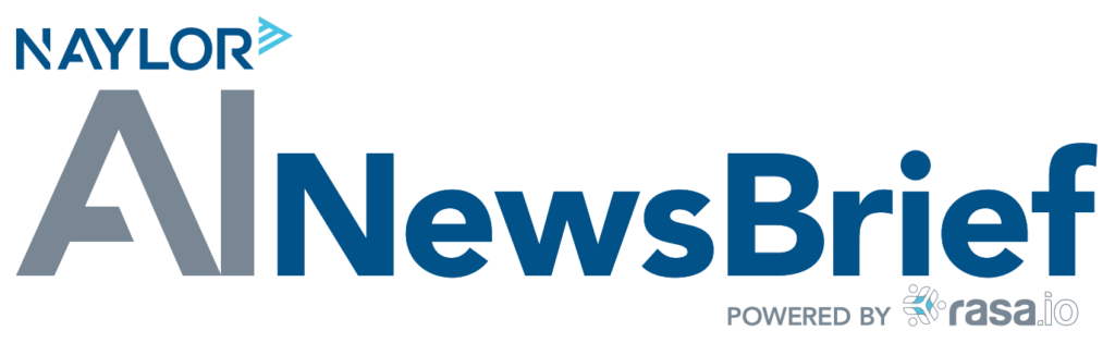AI NewsBrief powered by rasa.io