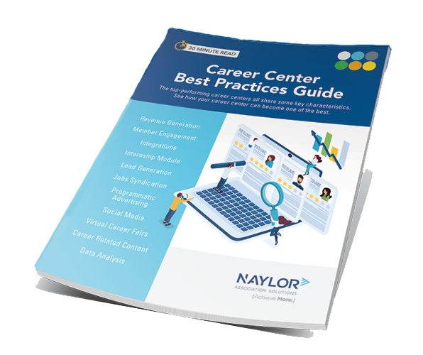 Career Center Best Practices eBook Cover